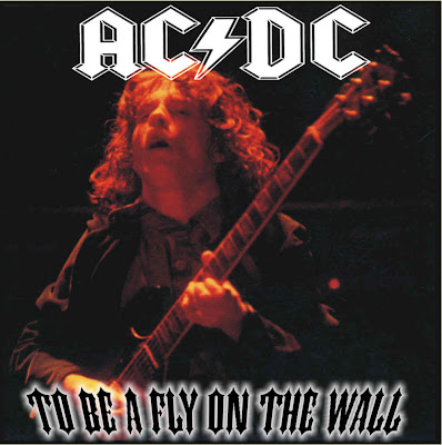 Ac Dc To Be A Fly On The Wall The Apollo Manchester