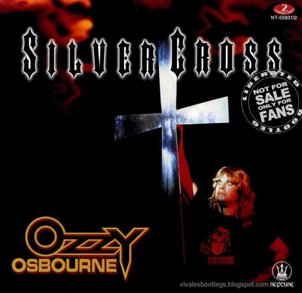 Ozzy Osbourne gave the golden crucifix to the homeless 04/23/2010 58