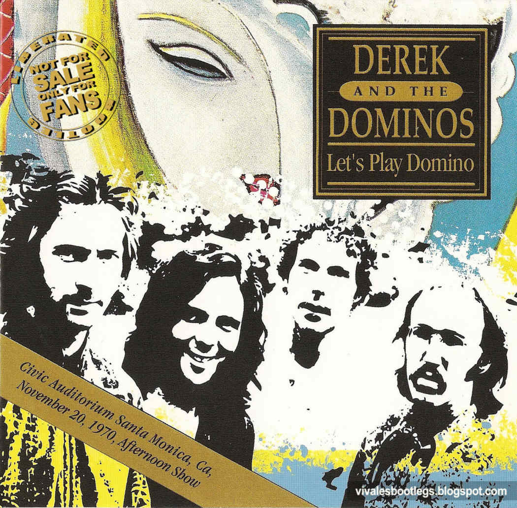 Image result for derek and the dominos santa monica 1970