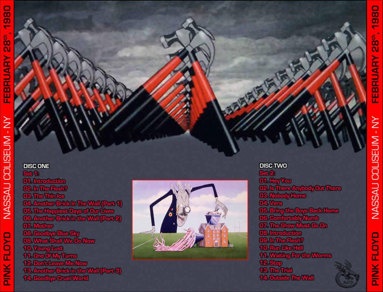Pink Floyd Nassau Coliseum Definitive Edition Nassau