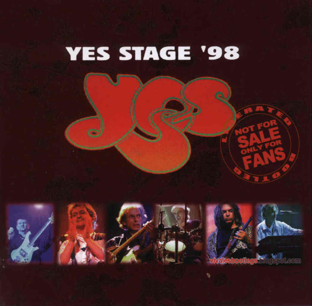 Yes Band On Tour