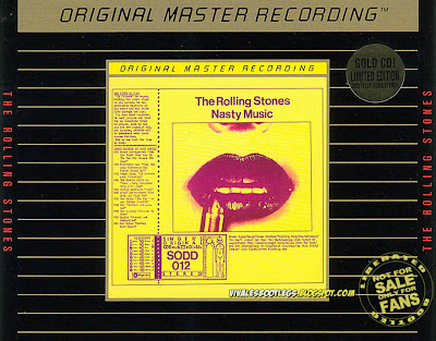 The Rolling Stones: The Original Nasty Music Limited Edition. Various Venues and Dates. (Double CD :: Ex Soundboard :: Mp3 @320 kbps & FLAC)