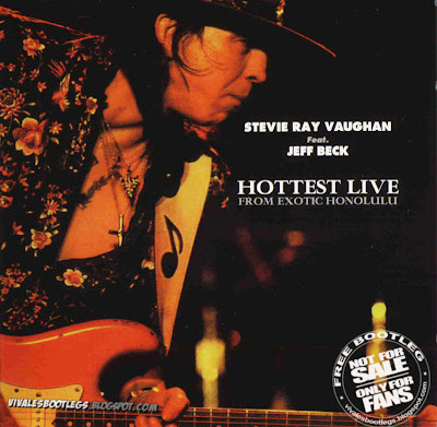 Stevie Ray Vaughan Feat Jeff Beck Hottest Live From