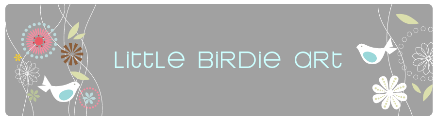 little birdie art