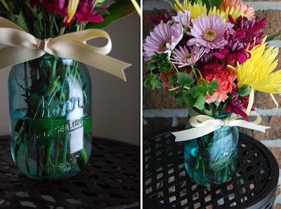Have a DIY Mother's Day! Flowers n Jars Round Up