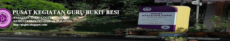 PUSAT KEGIATAN GURU BUKIT BESI