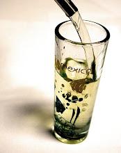 Un poquito de tequila con sal para estimular la espina dorsal.. ♪