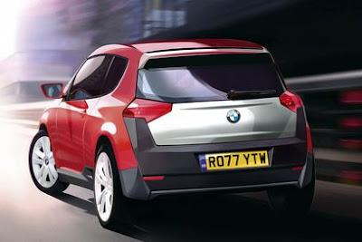 2010 BMW Isetta Spy shots