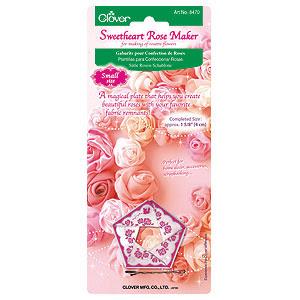 clover sweetheart rose reuvinger quilt en hobby