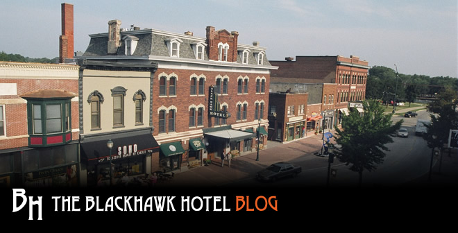 The Blackhawk Hotel
