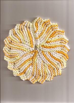 Circular dishcloth knitting patterns durgapurfo for knit swurl circular dishcloth knitting patterns dt1010fo