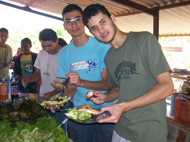 Retiro Jovem MPV - 26/07/08