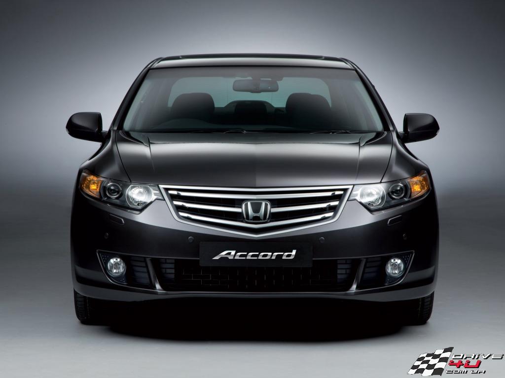 It's a Honda Accord 2009.
