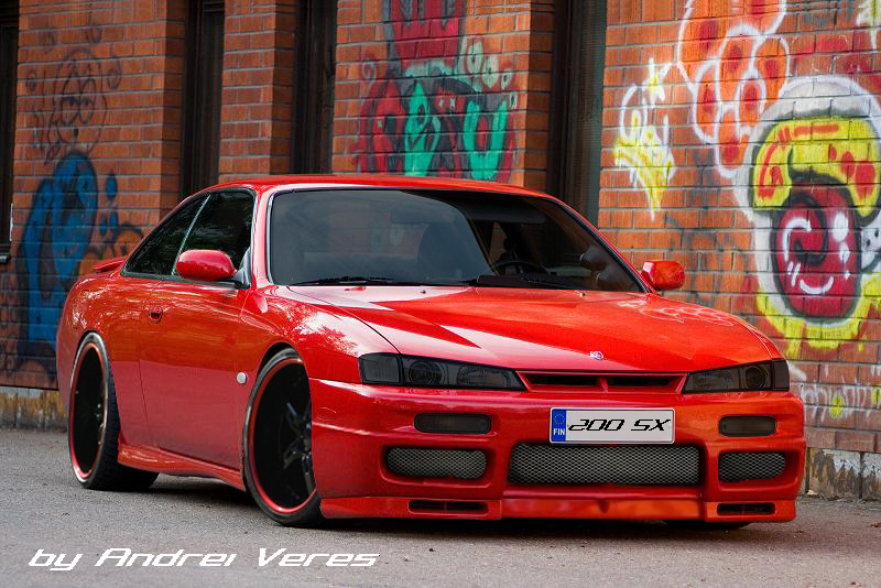 a a nissan 200sx tuning. Black Bedroom Furniture Sets. Home Design Ideas