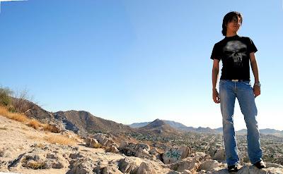 Quiéranme, soy de Hermosillo (Foto de Bérénice Consavela)