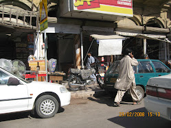 Street Walking Karachi Style