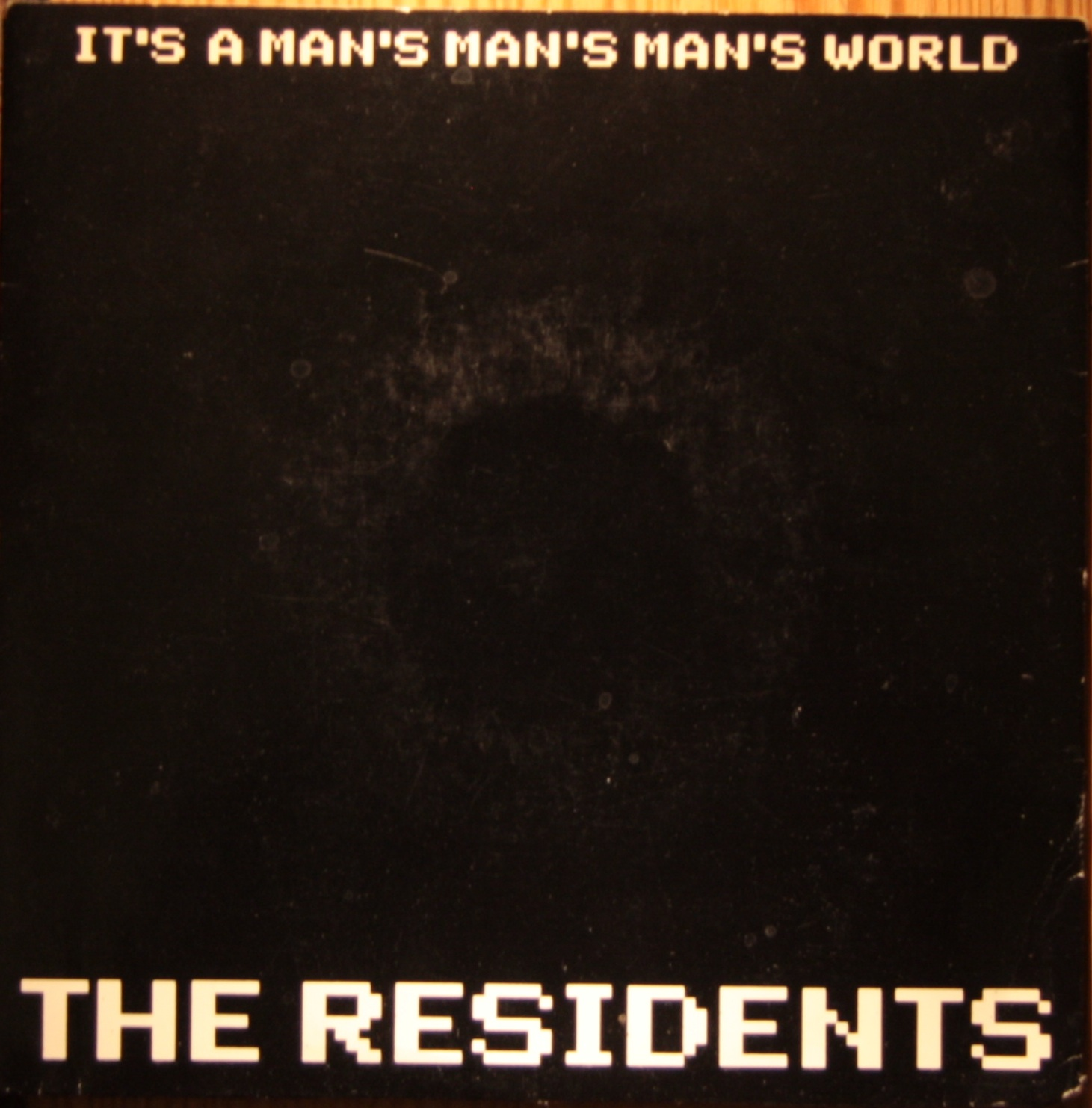Residents Its A Mans Mans Mans World