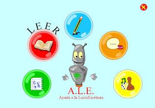 Ir a: ALE (Acceso a Lectoescritura)