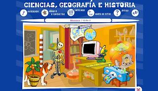 Ir a: Ciencias, Geografía e Historia - Tercer Ciclo