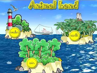 Ir a: Animal Land