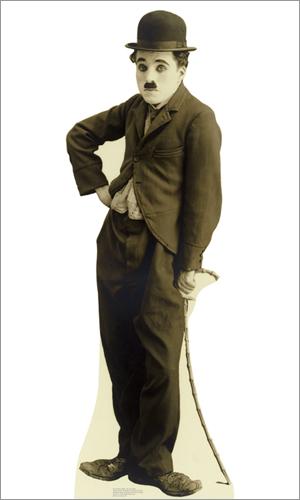 charlie chaplin hitler mustache. Charlie Chaplin who