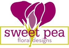 Sweet Pea Floral Design Ann Arbor Ypsilanti Professional Floral Design with a Unique Perspective Logo Hannah Melter Zingerman's Graphic Designer Event, Wedding, Corporate florist