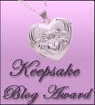 The Keepsake Award