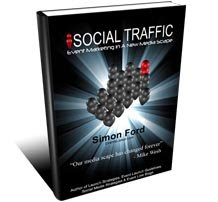 Purchase your copy of Social Traffic by Simon U Ford and get the podcast free