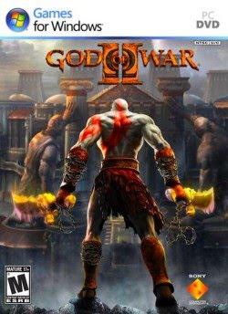 Categoria jogos de pc, Capa Download God of War 2 (PC)