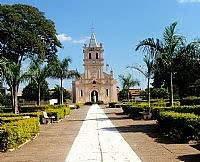 Essa é a nossa igreja matriz Sagrado Coração de Jesus