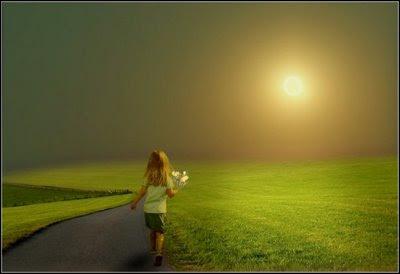 O good news deseja luz para o planeta