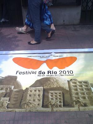 Festival do Rio, foto de Isabella Lychowski