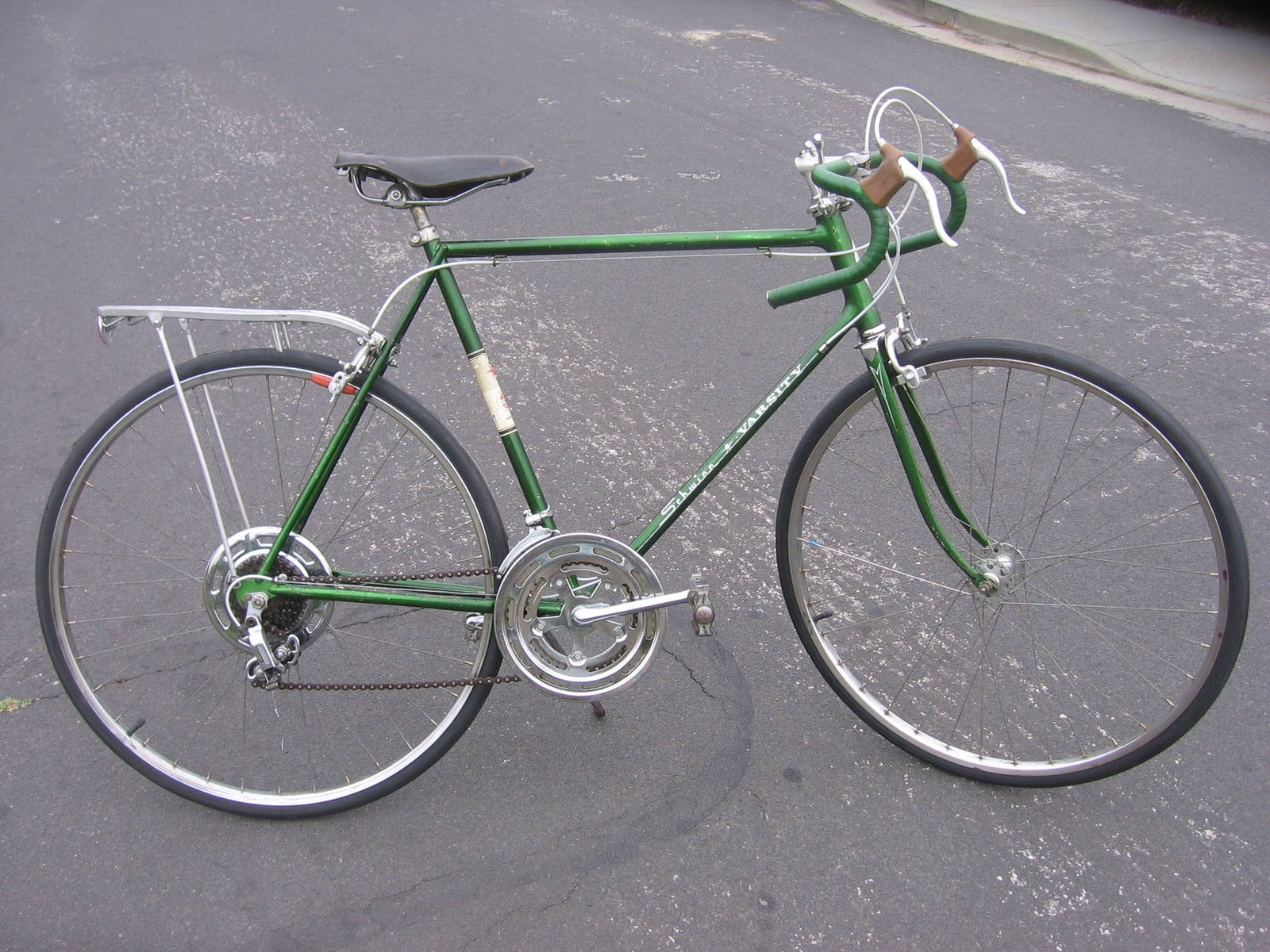 10 Speed Bmx : Big shed bikes schwinn green varsity speed