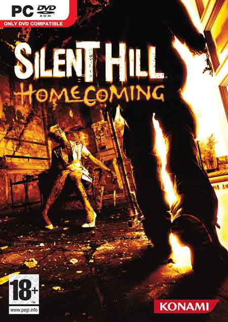 Juego Silent Hill Para Pc