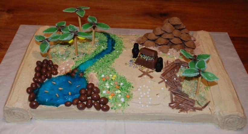 map birthday cake clip art