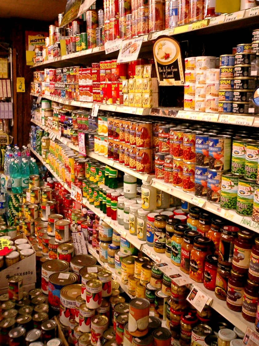 difference between fresh food and canned food essay
