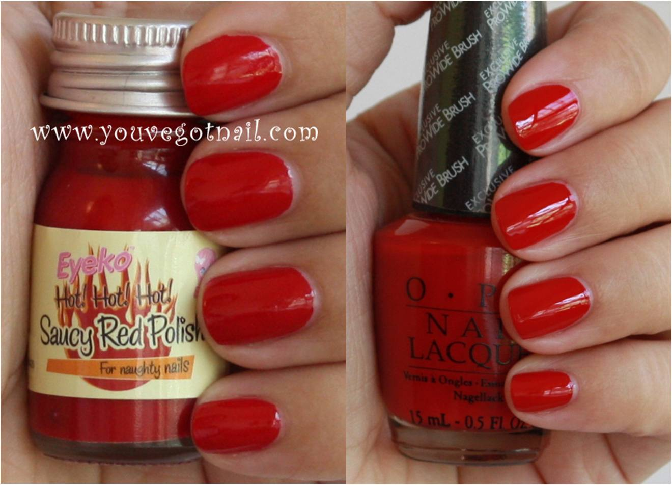 [Saucy+Red+Polish+vs+O]
