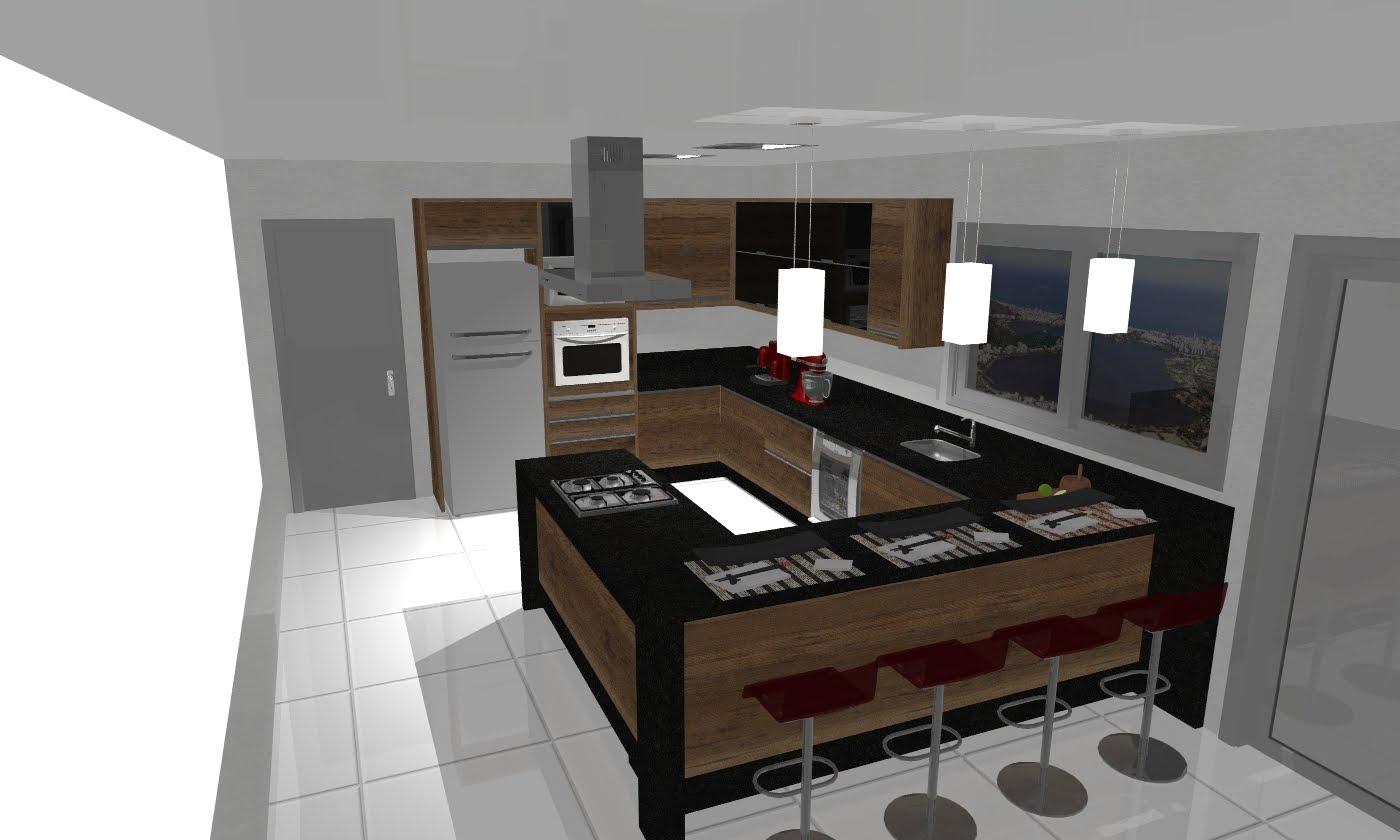 #505C31 Design de interiores Móveis planejados & Afins: COZINHA CASA  1400x840 px Cozinha Casa Design_397 Imagens