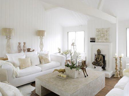 Chavez salas - Casas de madera blancas ...