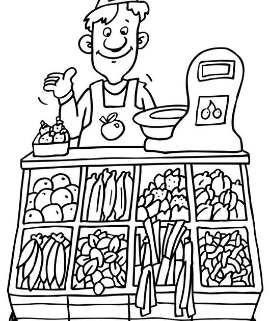 Huerto Natural: Verduras para colorear: tienda