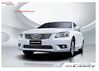 Brosur Toyota Camry