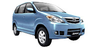 Warna Toyota New Avanza 2012 - Aqua Metallic