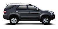 Toyota New Fortuner 2010