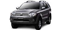 New Fortuner 2010