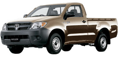 Pilihan Warna Toyota New Hiluxv - Greyish Brown Metallic