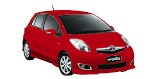 Warna Toyota Yaris