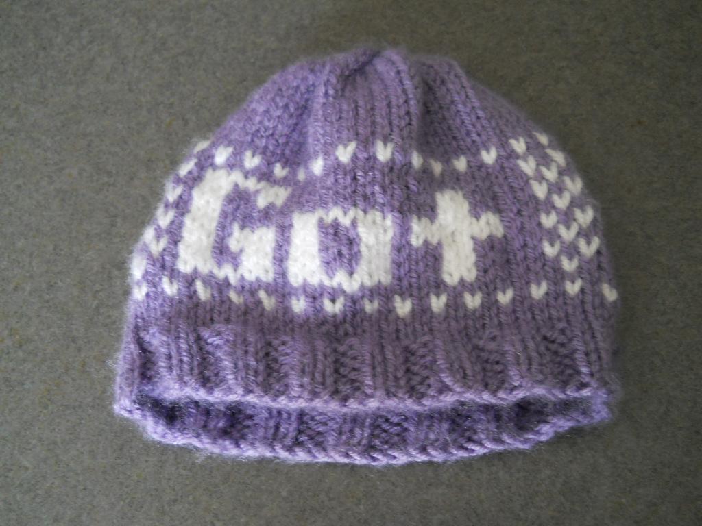 SmoothFox Crochet and Knit: SmoothFox\'s Got Milk? Baby Knit Hat ...