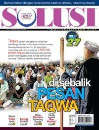 majalah SOLUSI terkini