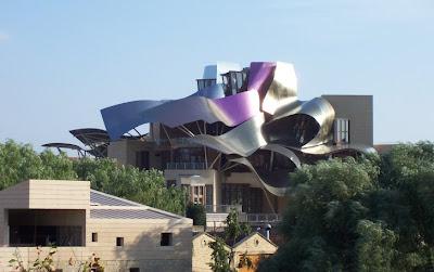 Arquitectura vinos vino para principiantes for Hoteles en la rioja
