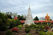 Il palazzo reale di Phnon Penn